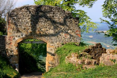archway, hohenhewen - 627132