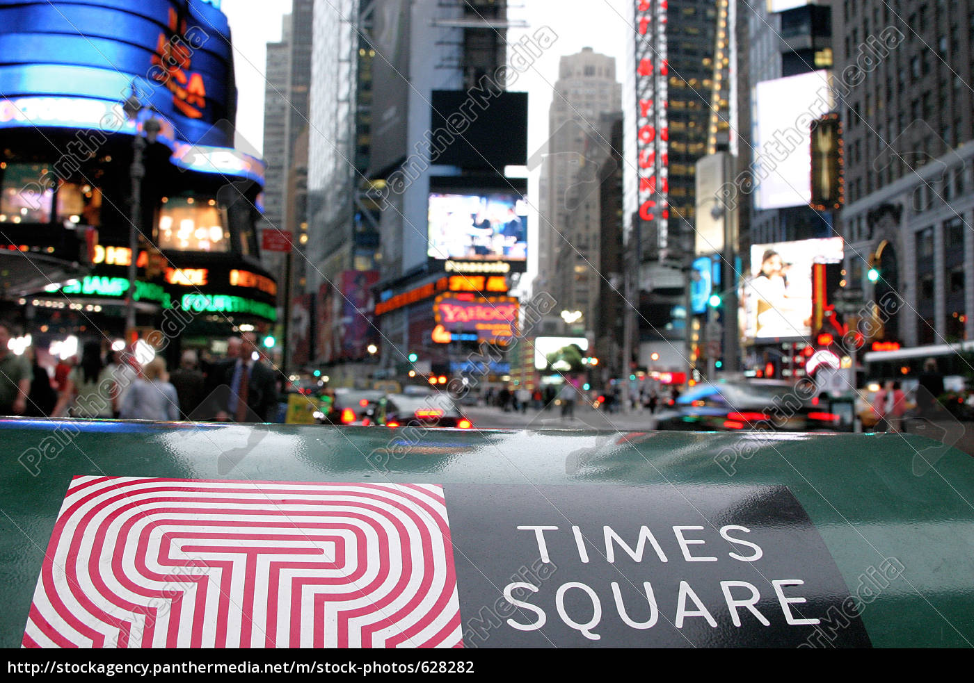 new, york, times, square - 628282