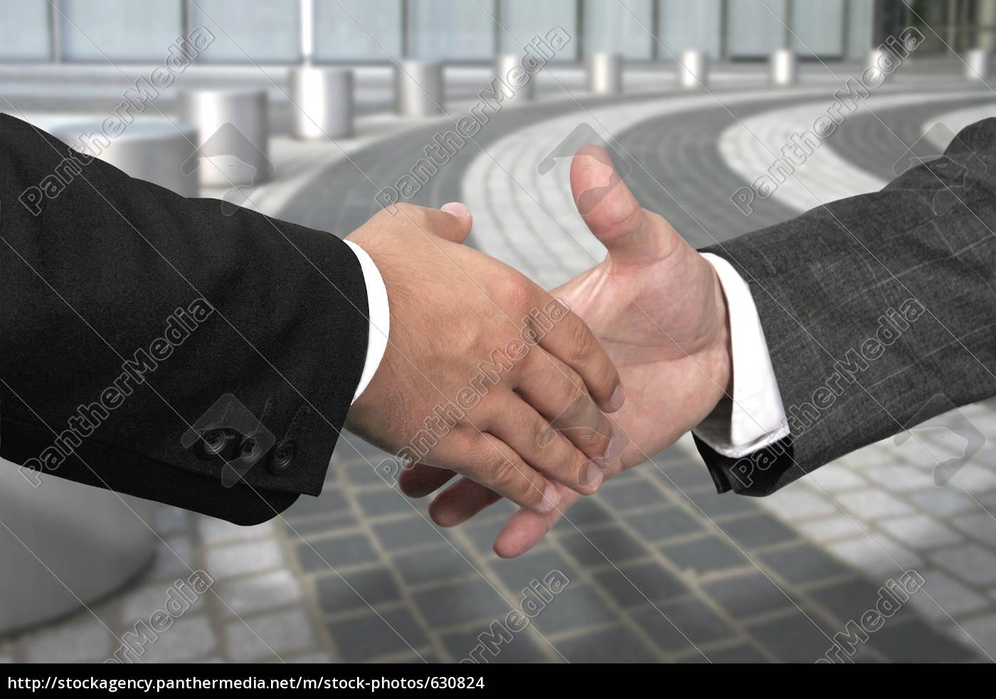 handshake - 630824
