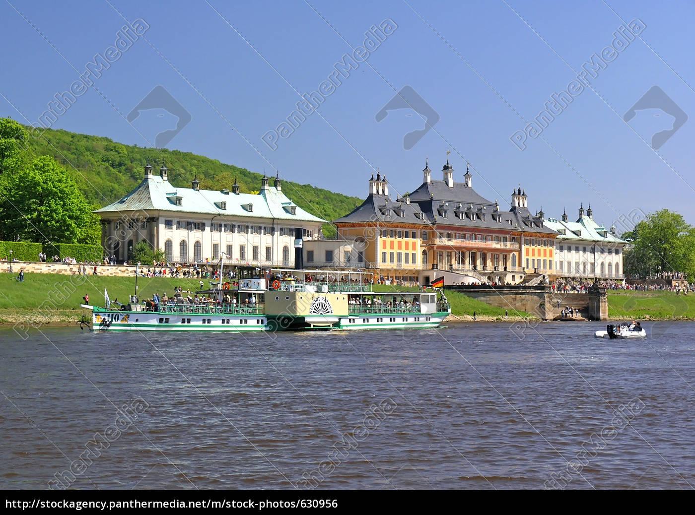 pillnitz, castle, 2 - 630956