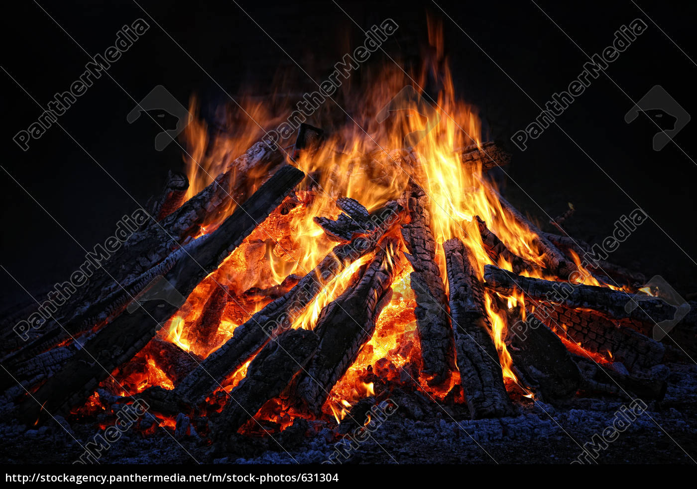 easter, fire - 631304
