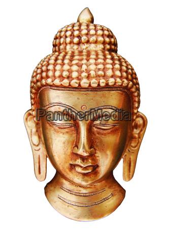 bronze, buddha - 635787