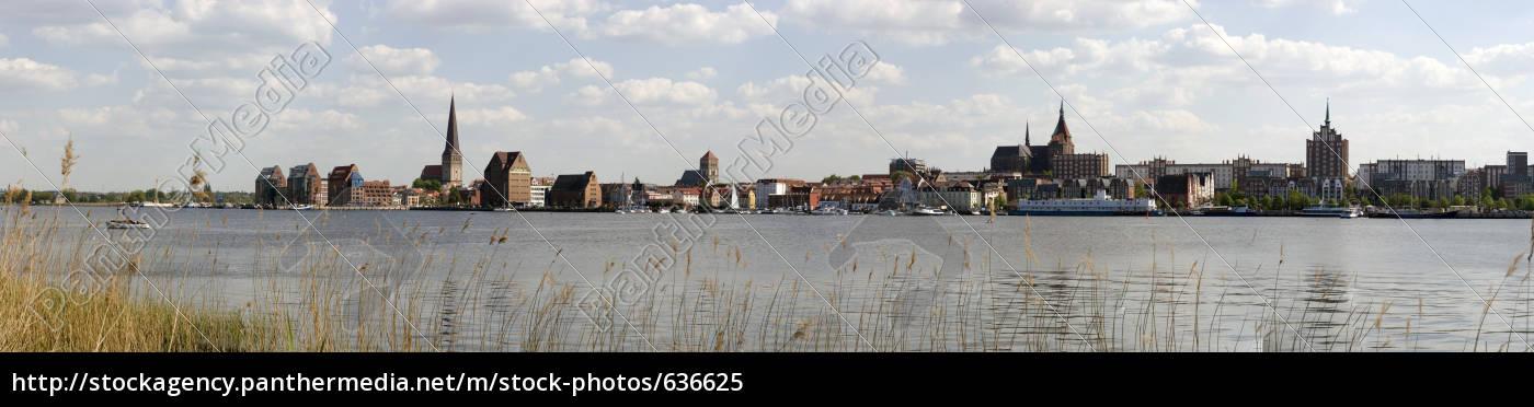 rostock-panorama - 636625