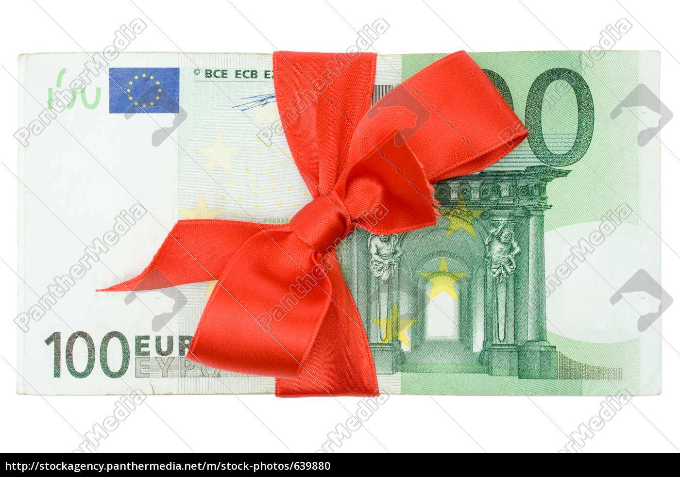bills, with, red, bow - 639880