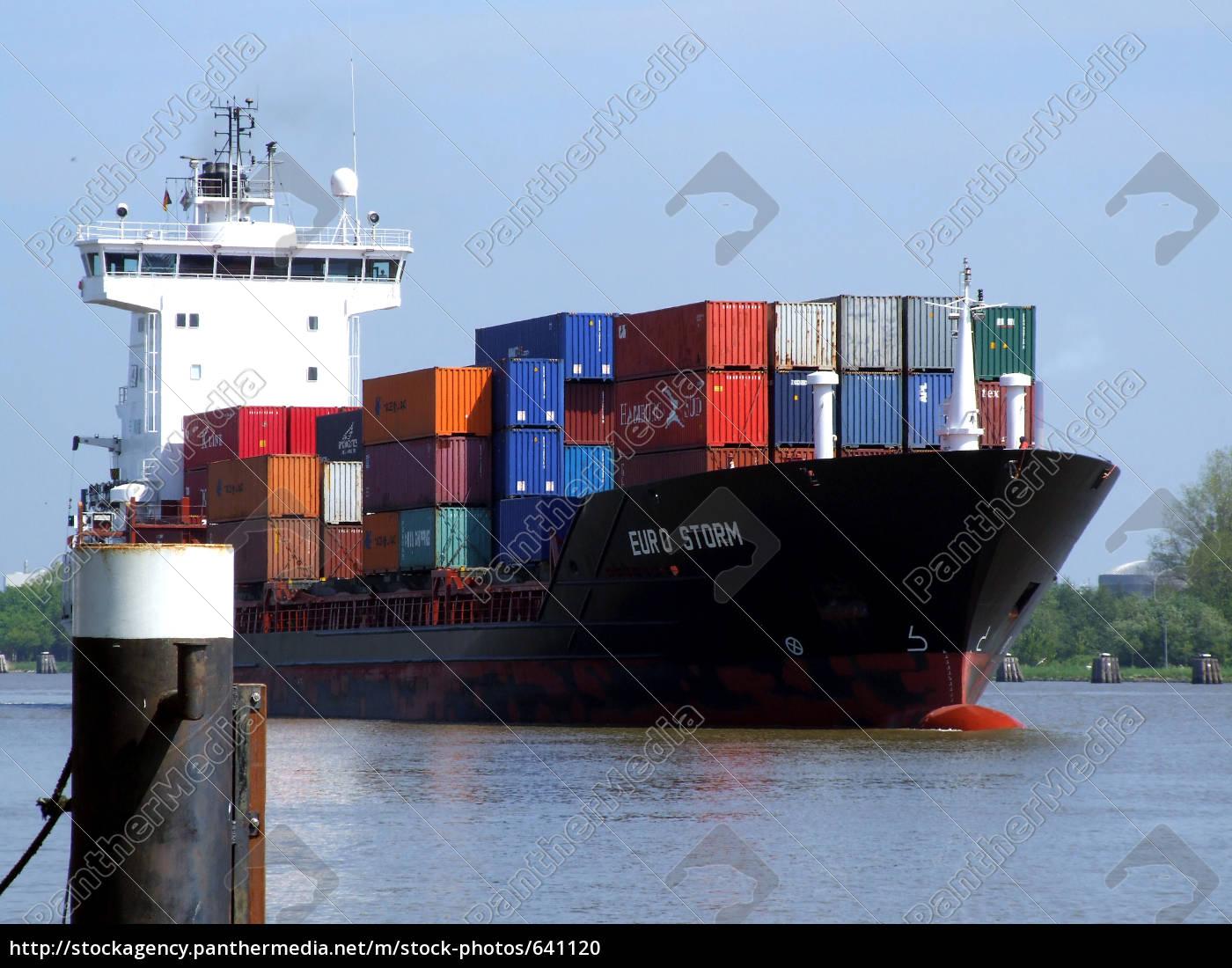 cargo, ship - 641120
