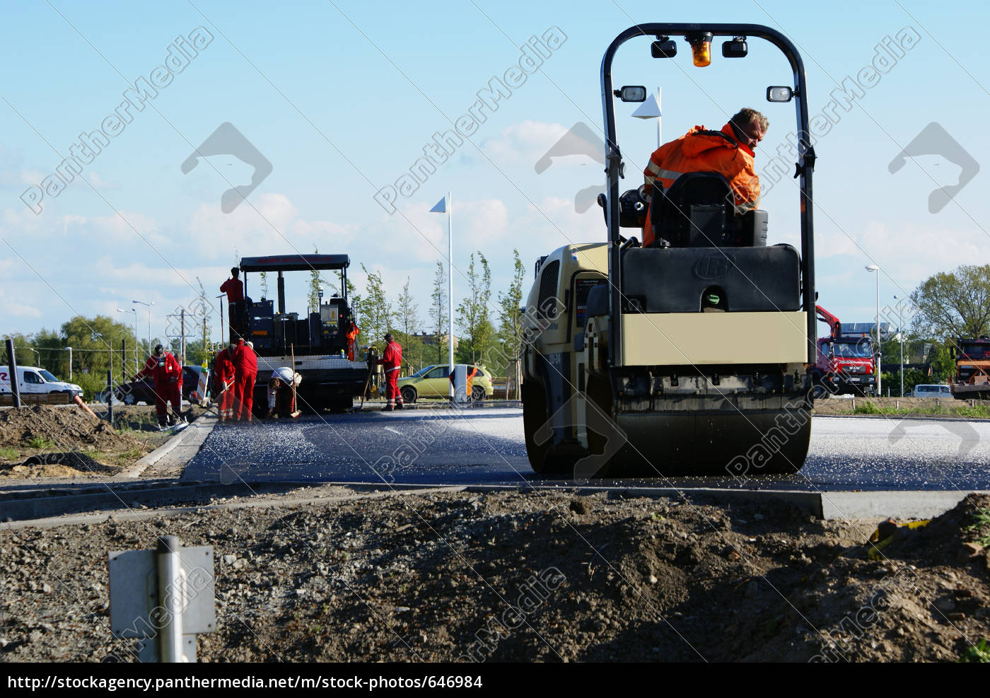 road, construction - 646984