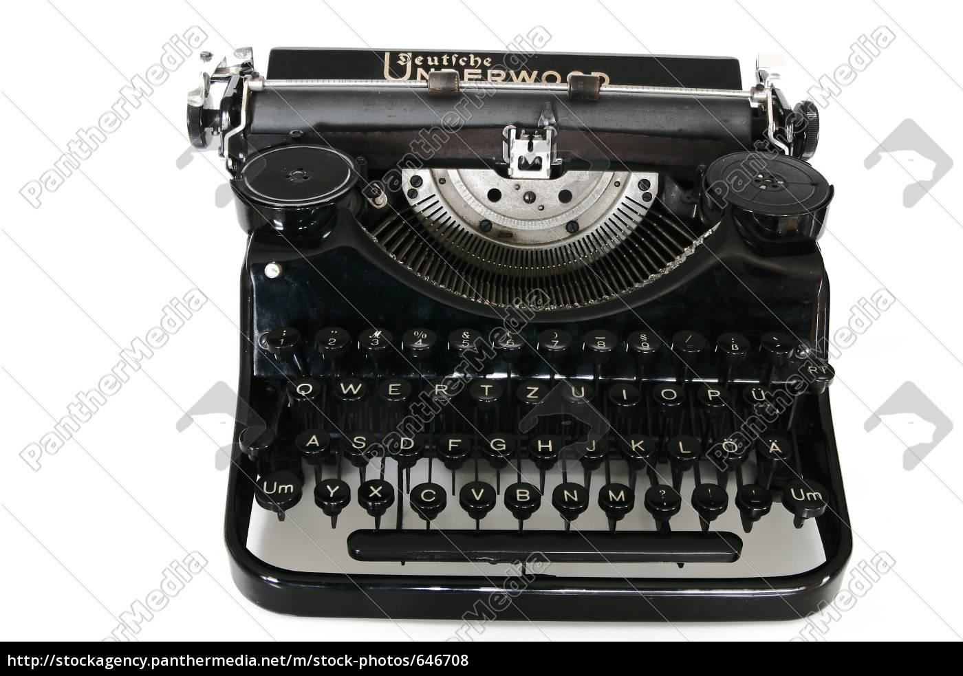 typewriter - 646708