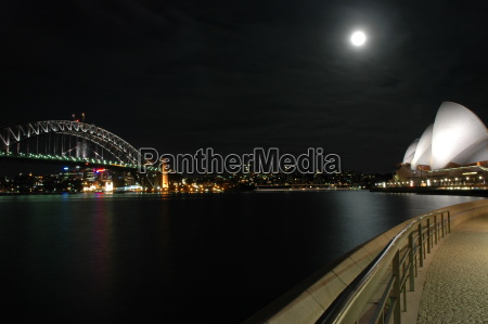 sydney, opera, house, and, harbor, bridge - 647551