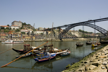port, wine, ships, on, the, douro - 651733