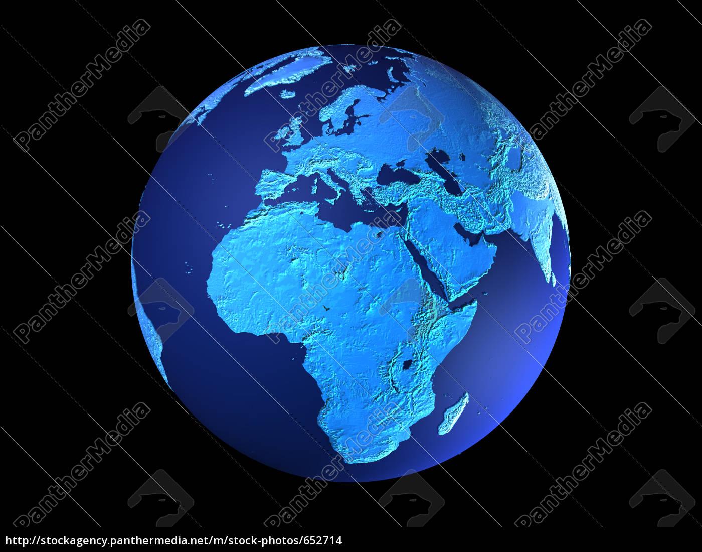 earth, europe, blue - 652714