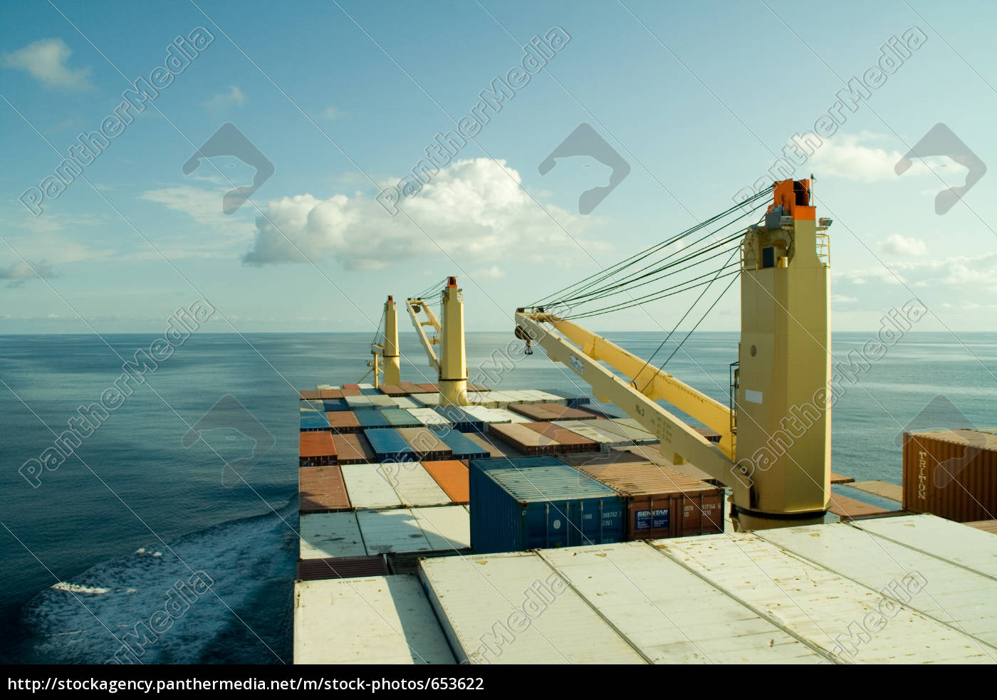 container, ship - 653622