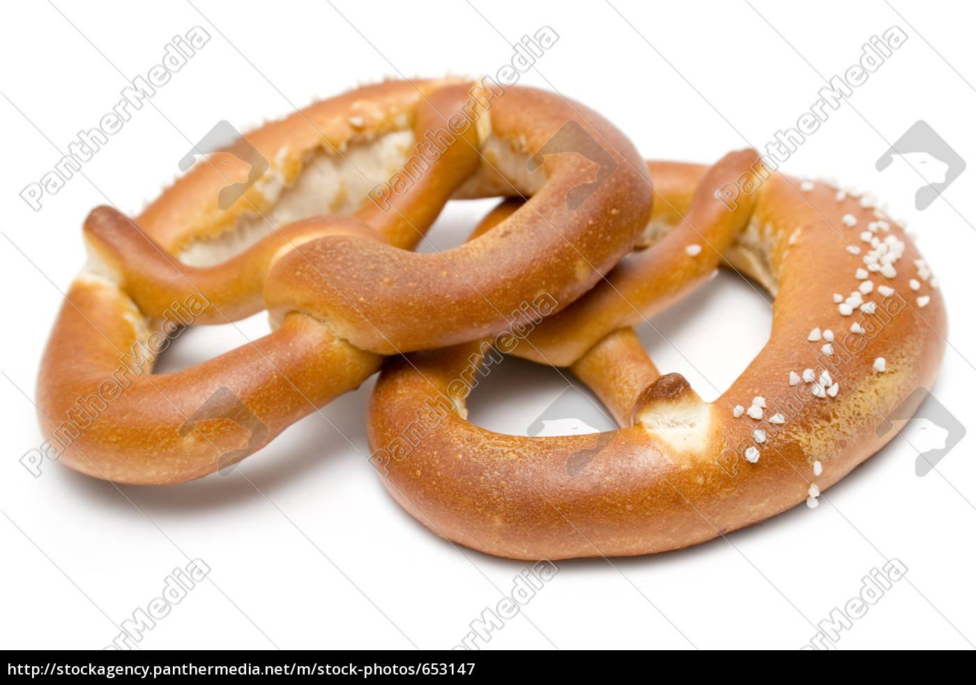 two, pretzels - 653147