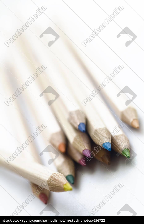 colored, pencils - 656722