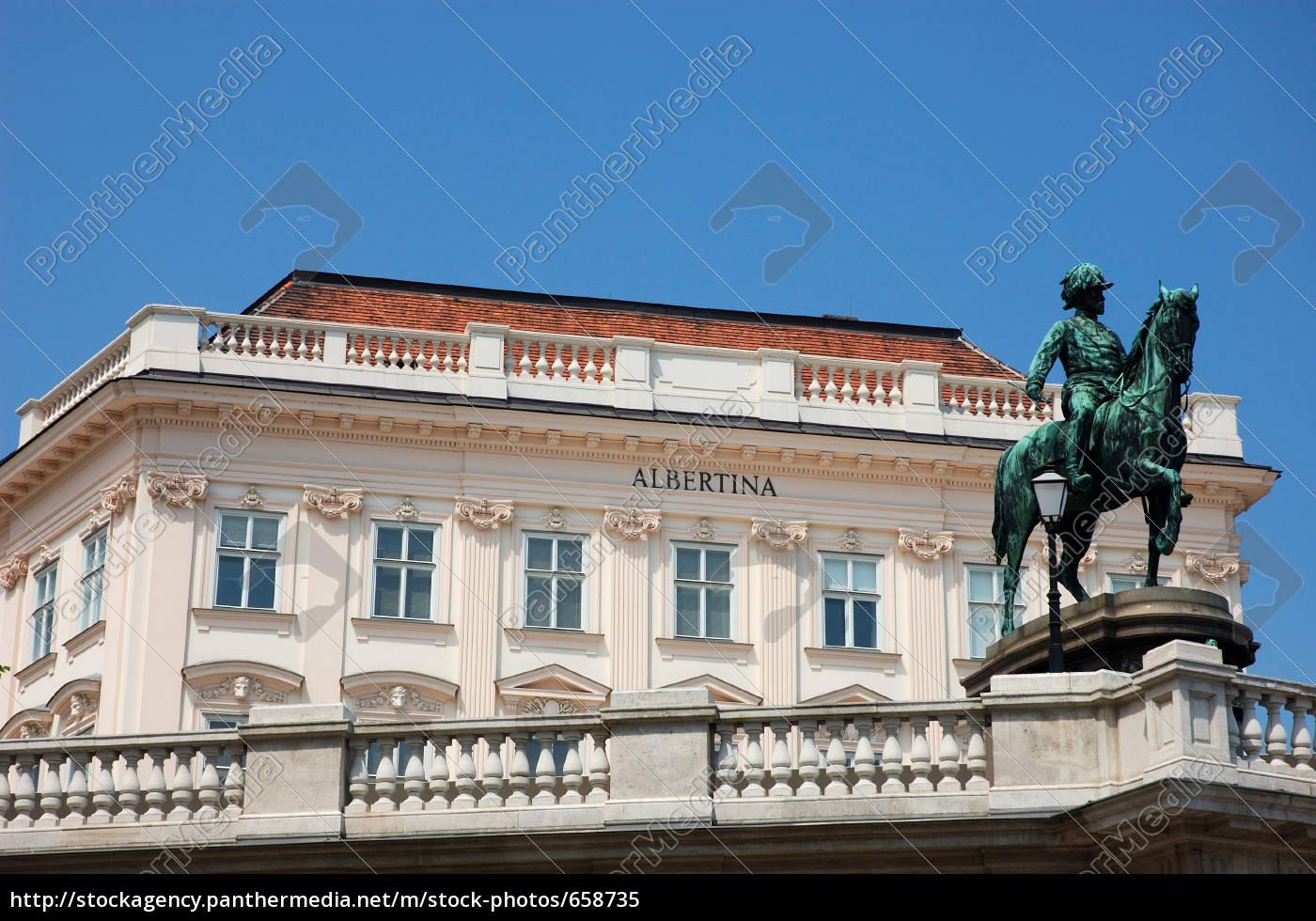 art, museum, albertina, in, vienna - 658735