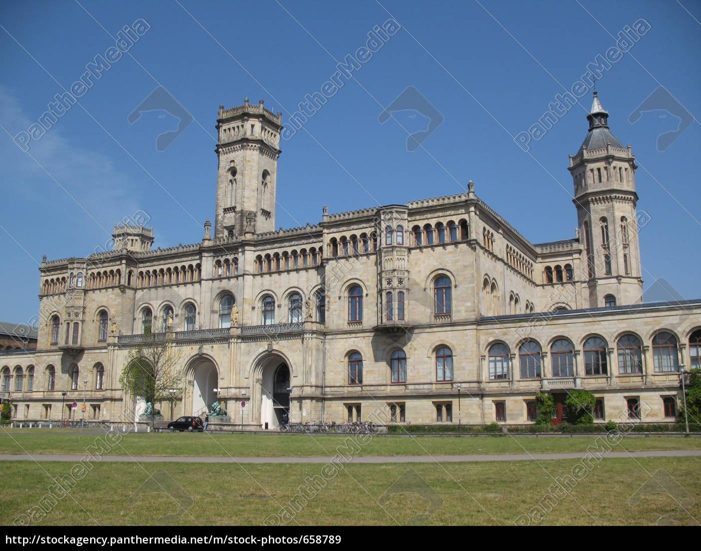 leibniz, university, hannover - 658789