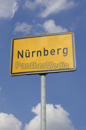nuremberg, shield - 659582