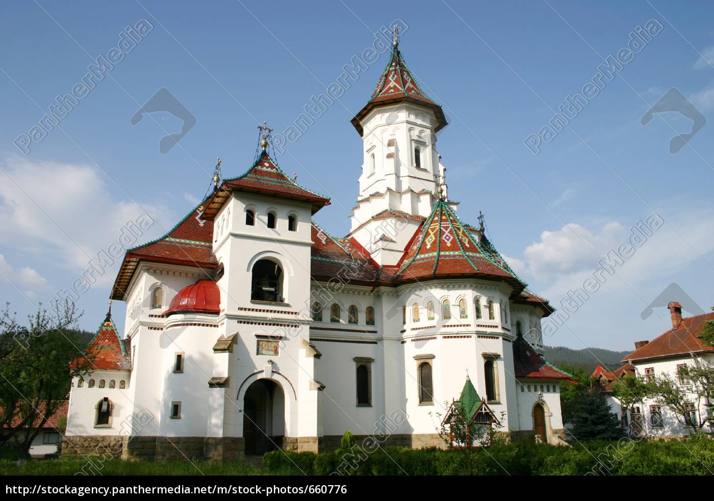 church, in, romania - 660776