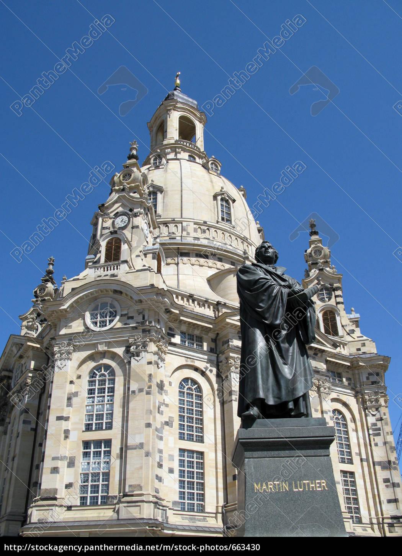 the, dresden, frauenkirche - 663430