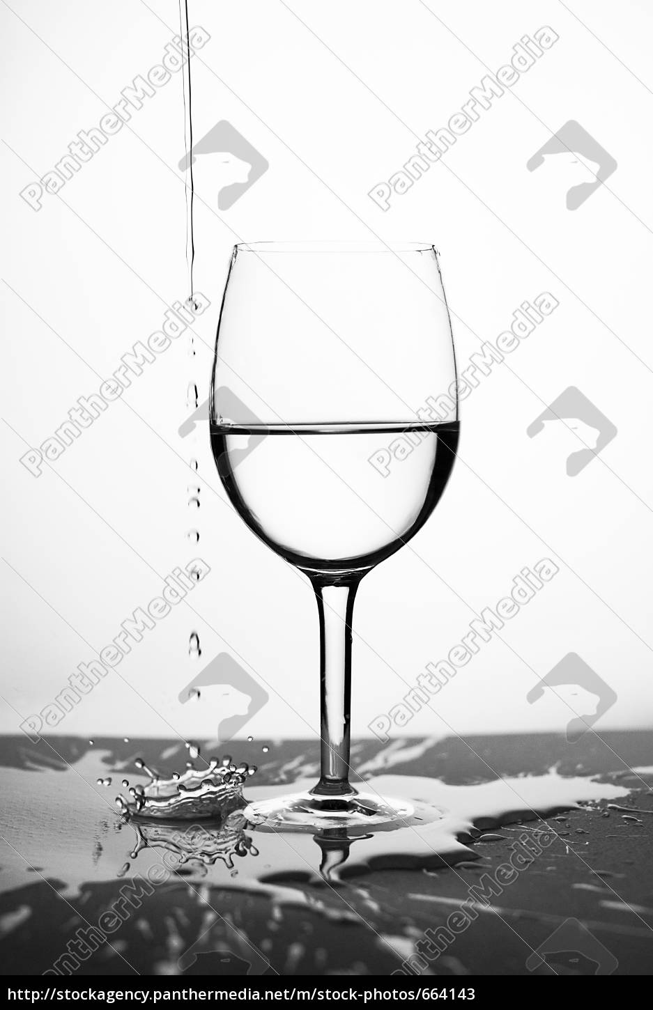 the, glass, over, ... - 664143