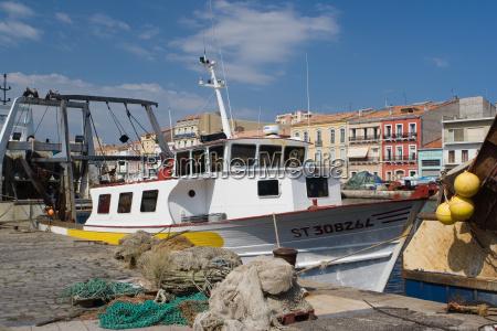 fishing, boat - 666785
