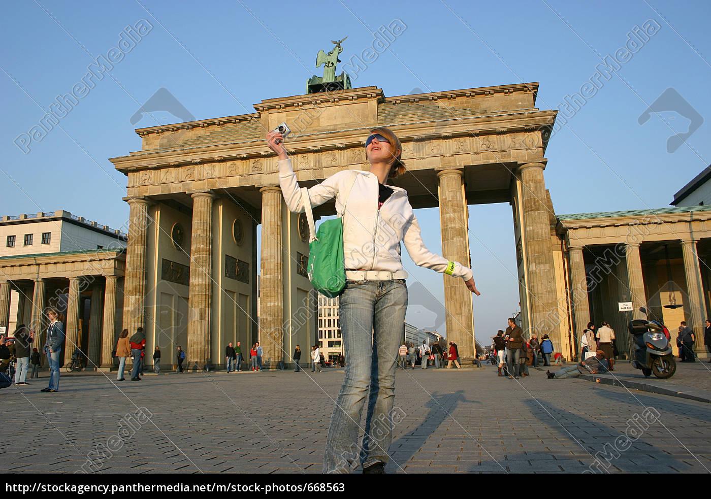 sightseeing, in, berlin - 668563