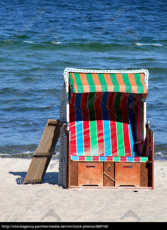 beach, chair - 669160