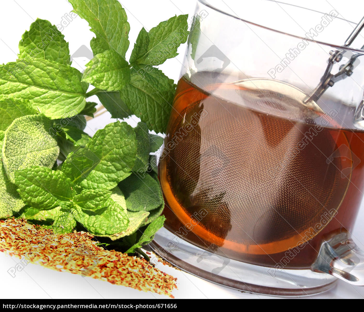 herbal, tea - 671656