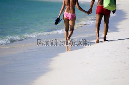 beach, walk, by, the, sea - 674468