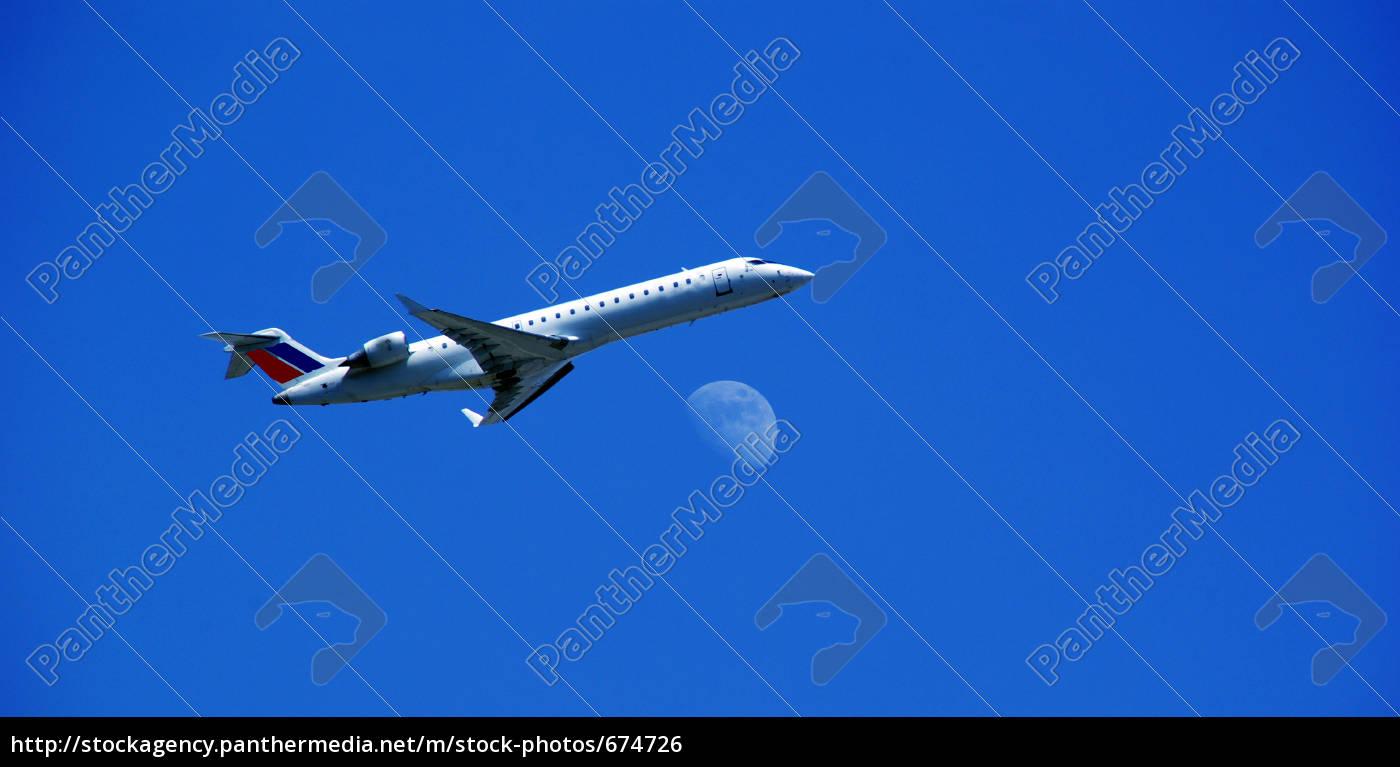 plane, -, flight, -, sky, - - 674726