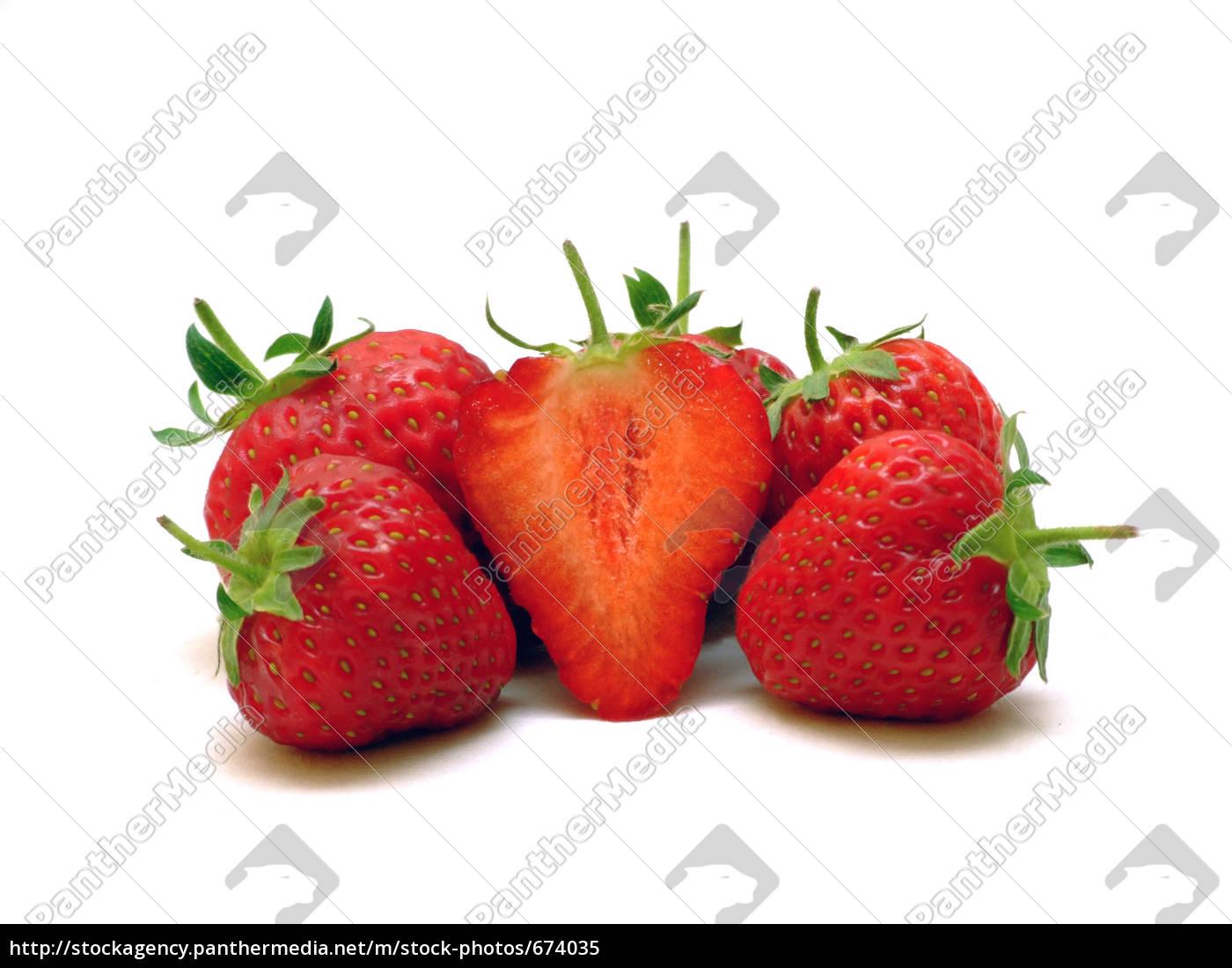 strawberry, heap - 674035