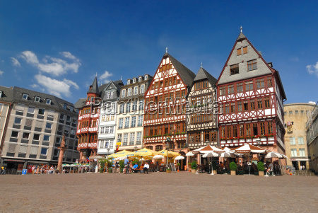 half-timbered, houses, on, the, romans - 679864