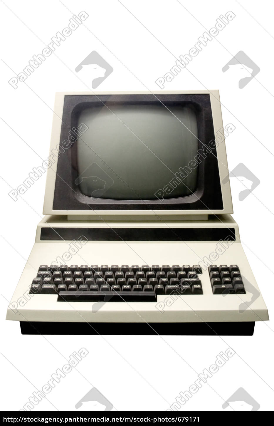 old, computer - 679171