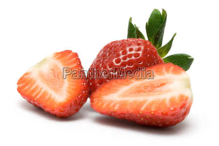 strawberry, pieces - 679266