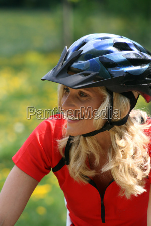 cycling, helmet - 680970