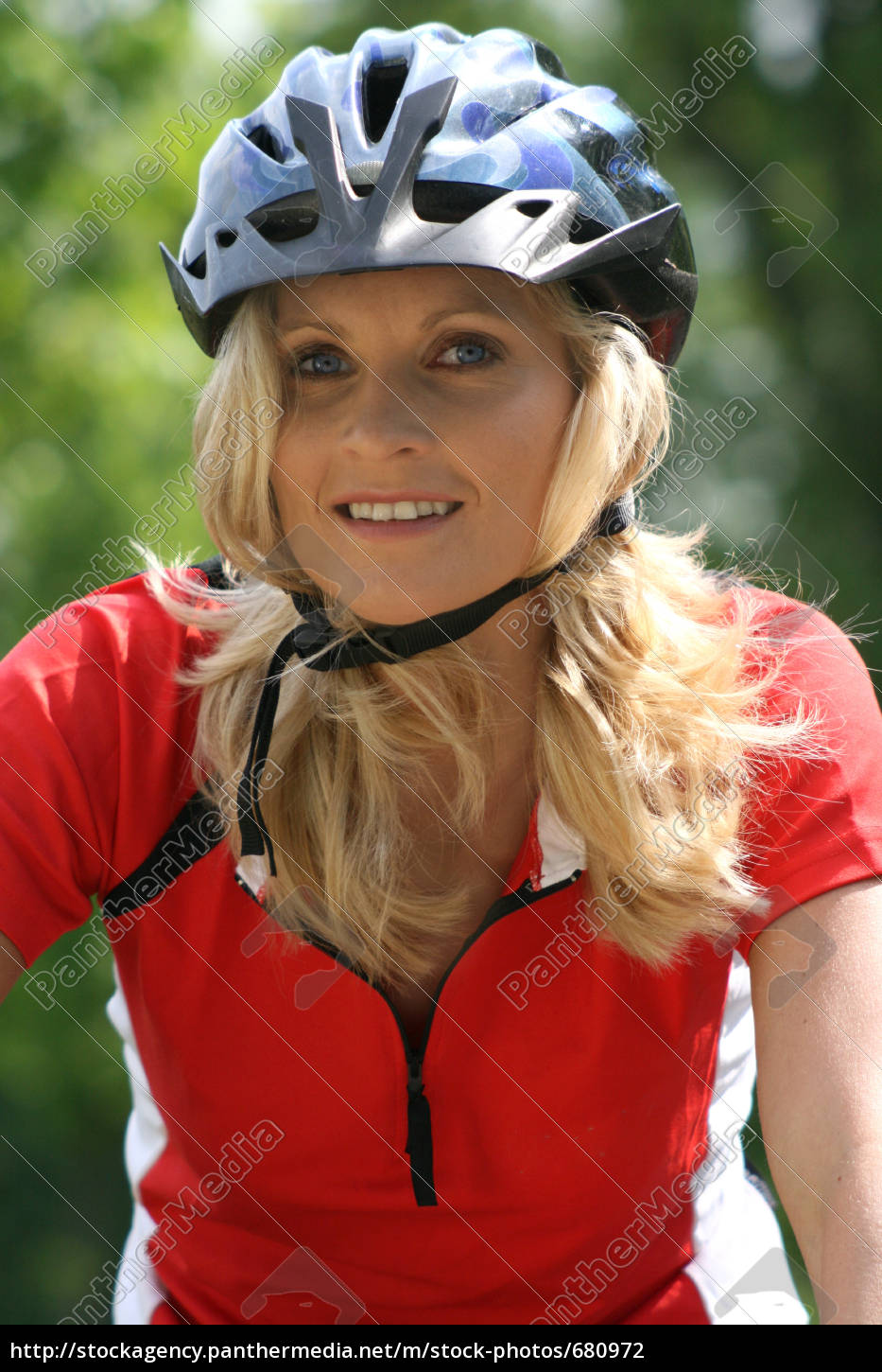 cycling, helmet - 680972