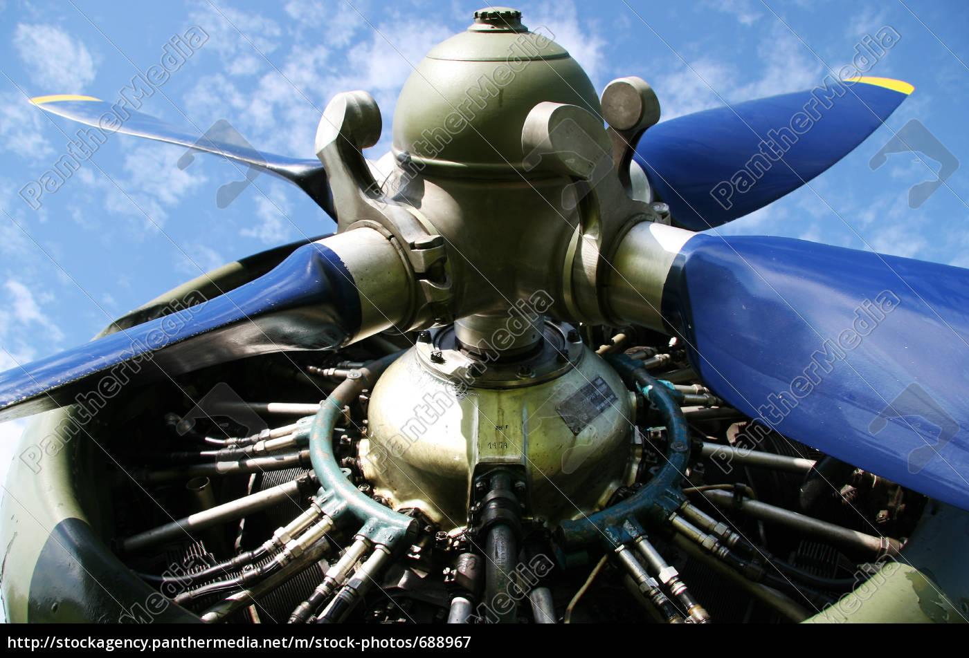 antonov, 2, star, motor - 688967