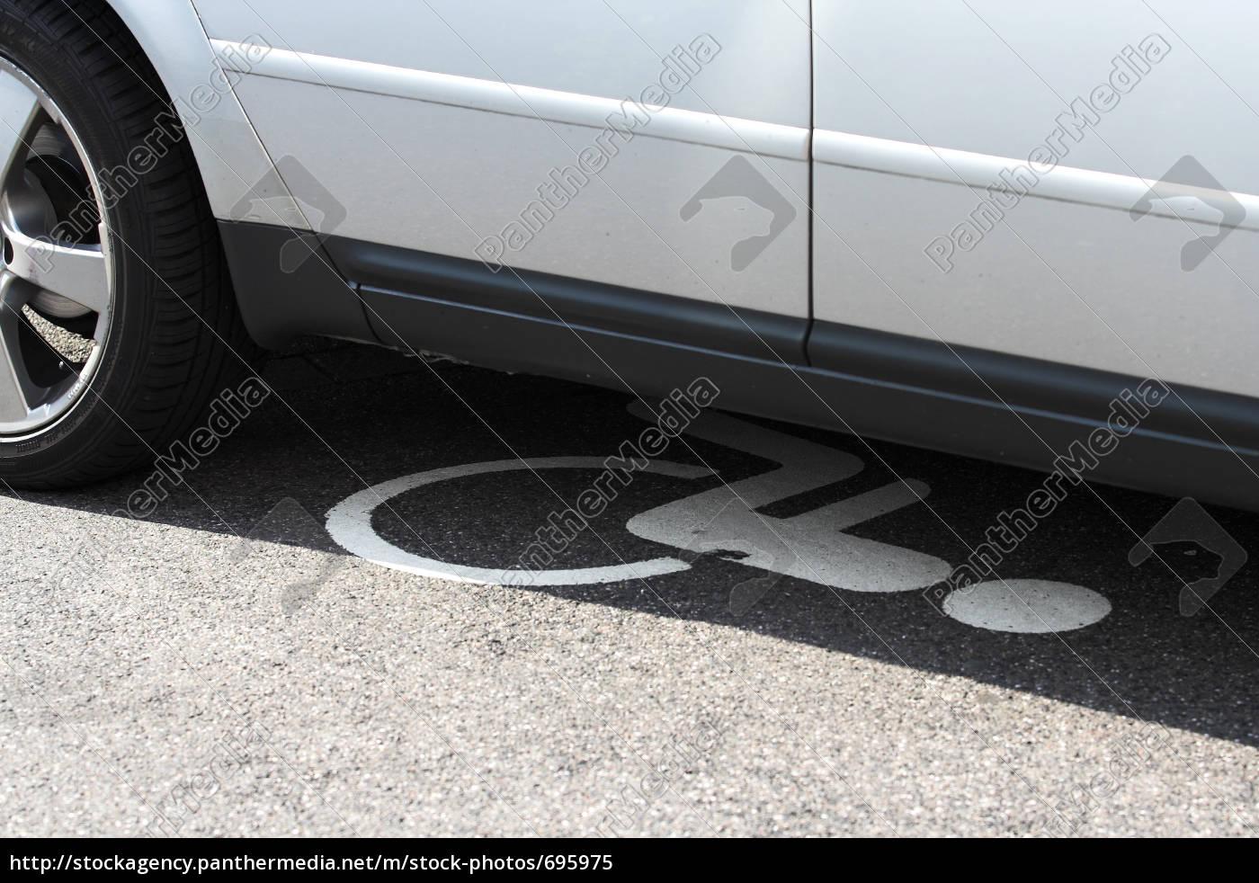 parking, spot - 695975