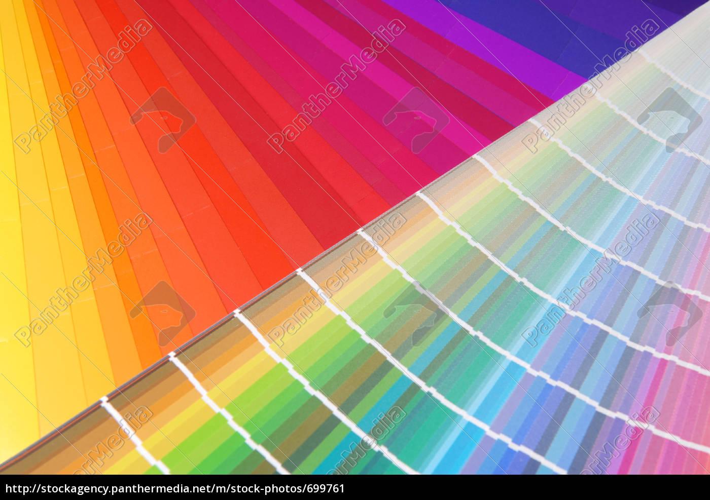 farbfächer - 699761