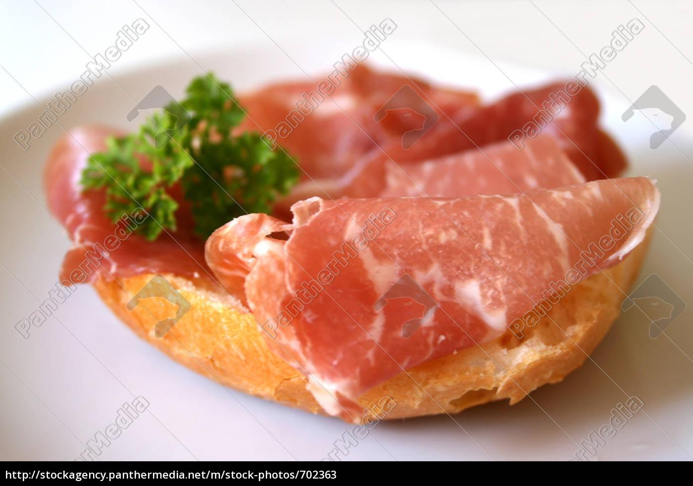 ham, roll - 702363