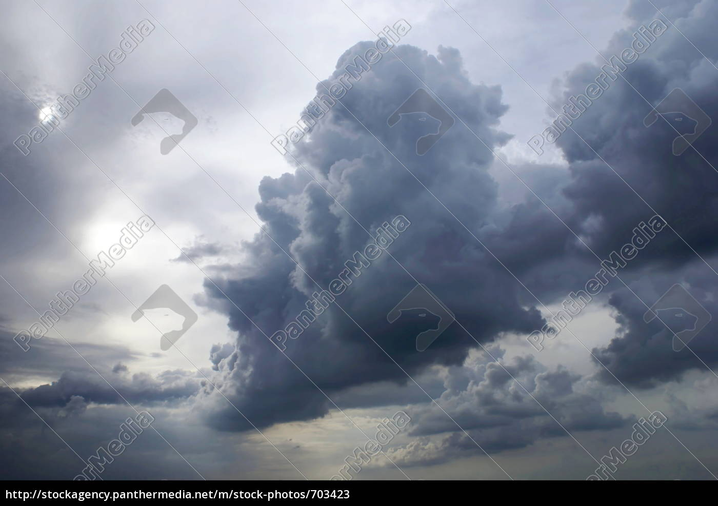 thunderclouds - 703423