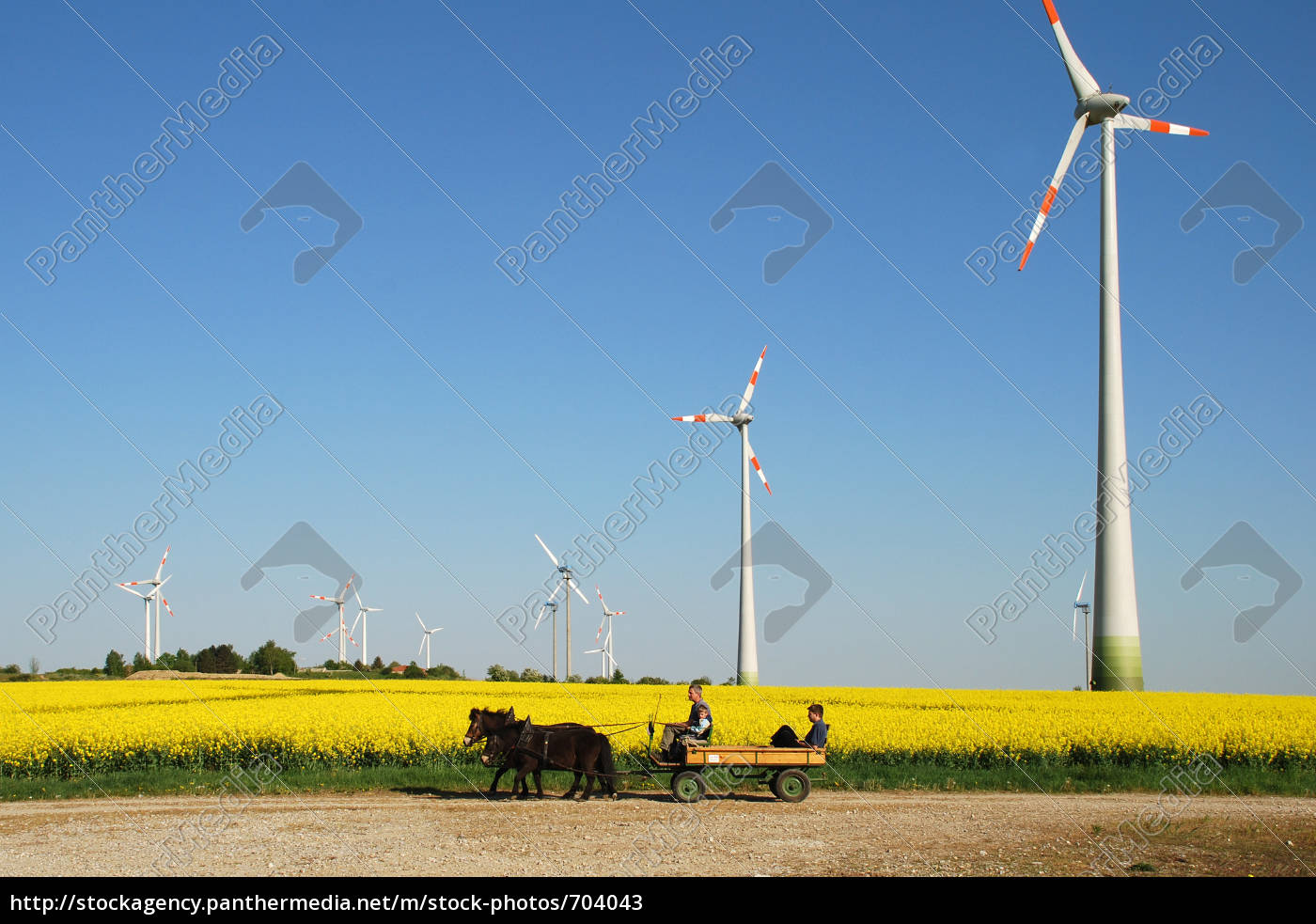 carriage, and, windmill - 704043