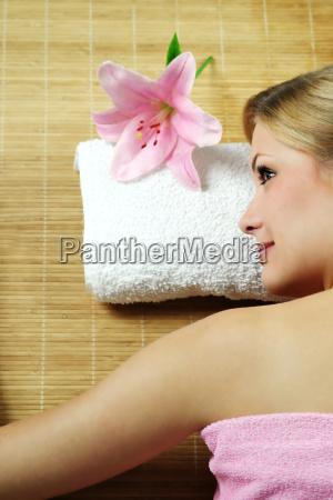 beauty, wellness, portrait - 705883