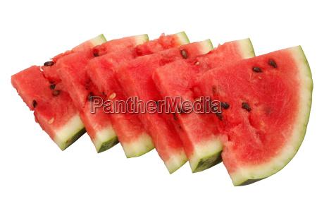 watermelon, slices - 705663