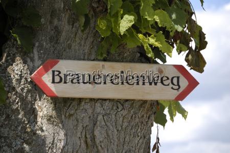 information, board, brewery, path - 709336