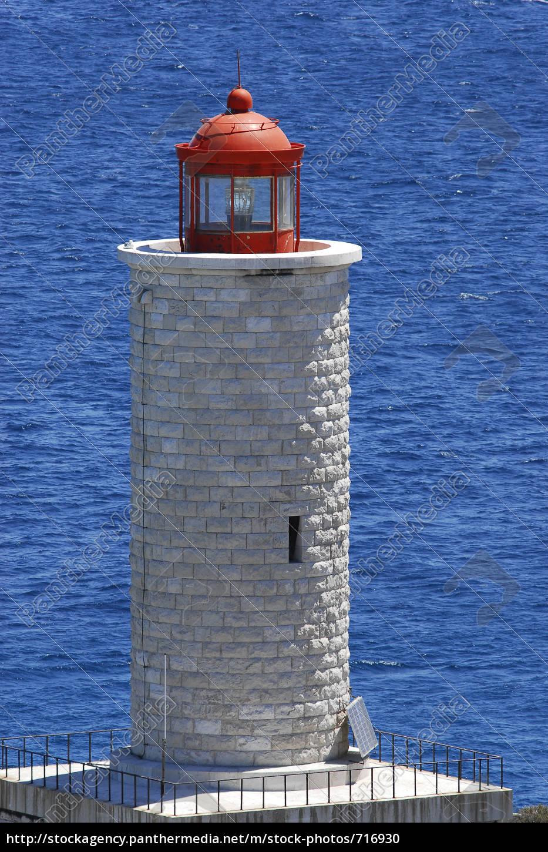 lighthouse, against, marseille - 716930