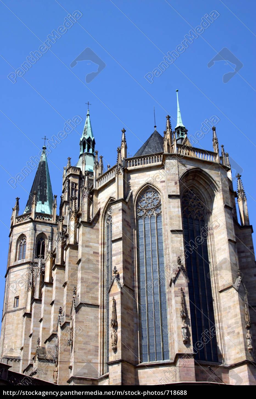 erfurt, cathedral - 718688