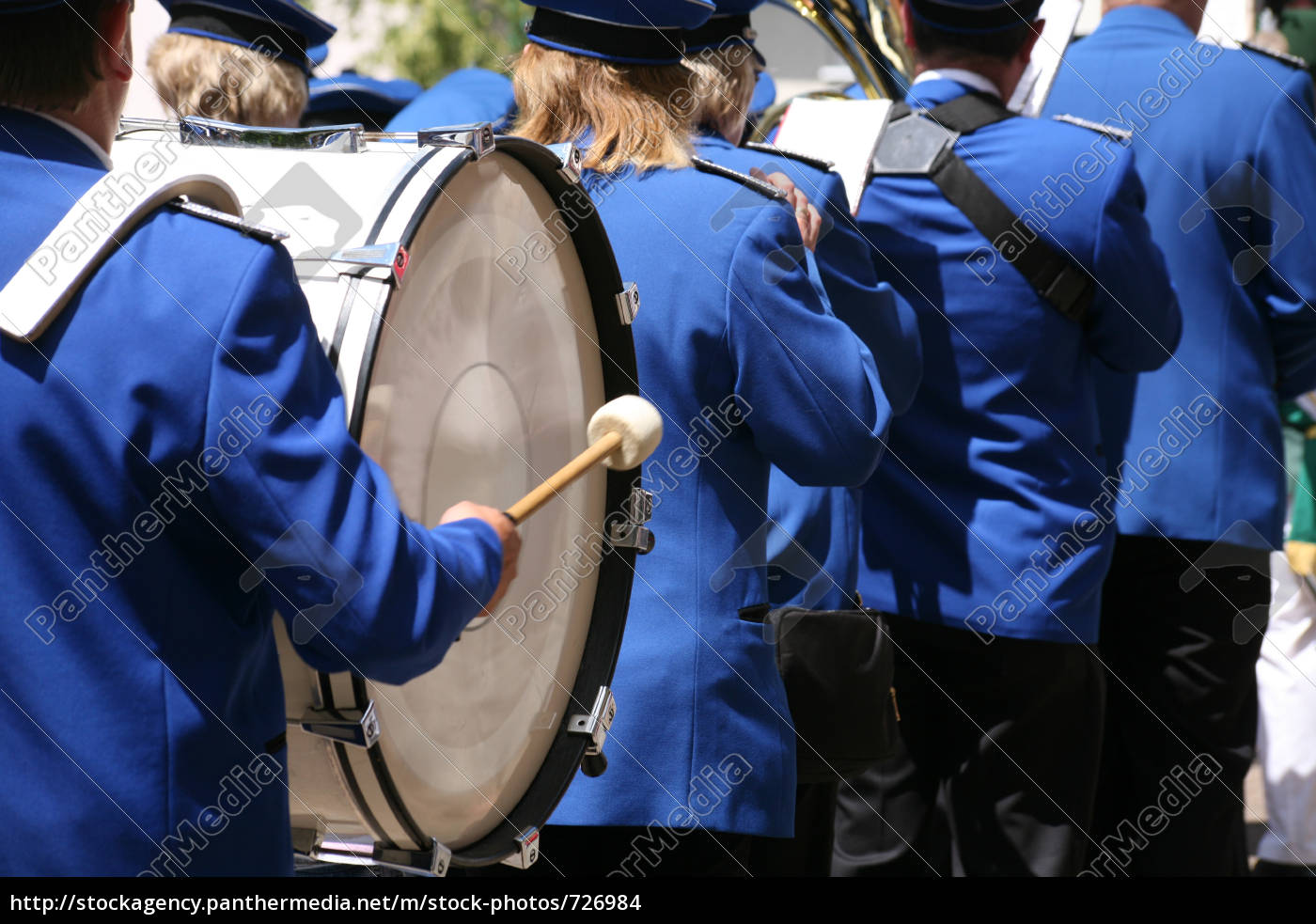 marching, band - 726984