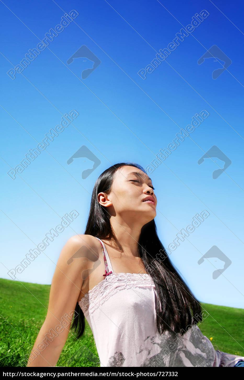 nature, beauty, portrait - 727332