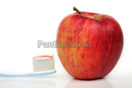 healthy, teeth - 728894