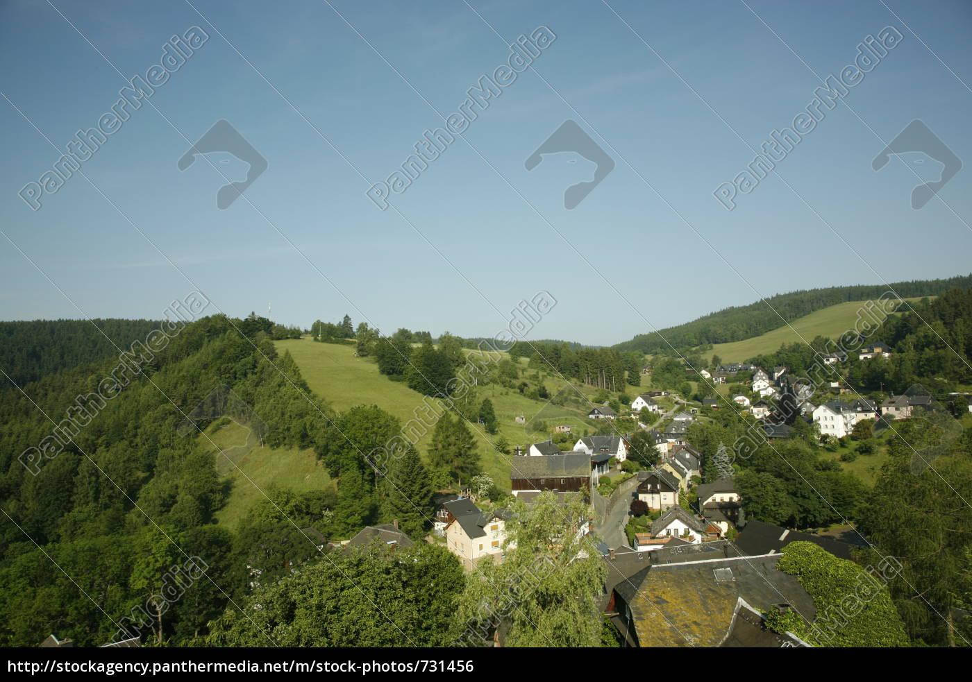 lauenstein, in, frankenwald - 731456